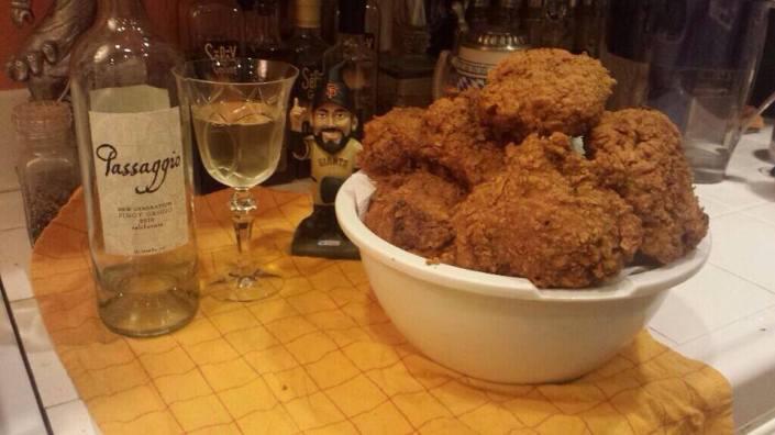 Gluten Free Chicken / Passaggio PG