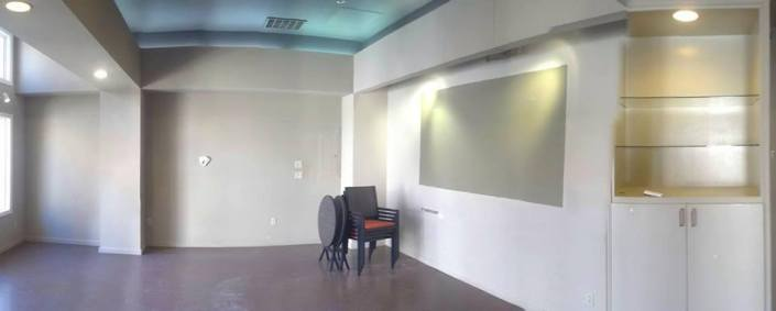 Tasting Room Empty